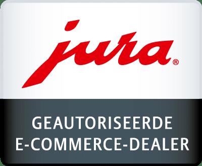 Geautoriseerde JURA dealer logo